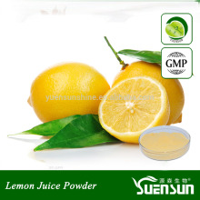 GMP factory supply lemon extract powder