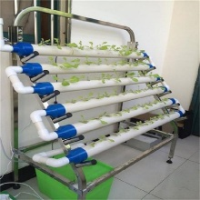Indoor DIY Hydroponic System for Vegetables