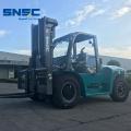 Montacarga 10T Diesel Forklift