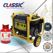 CLASSIC(CHINA) 3kw Gas Generator