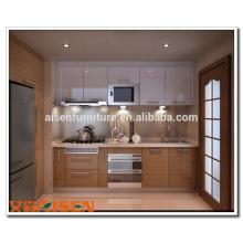 Aisen móveis de alta qualidade acessíveis armários de cozinha modernos