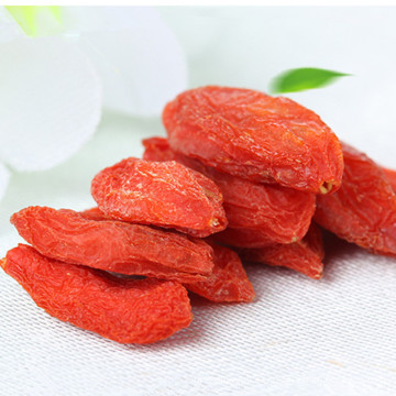 Baya baja de Goji de la humedad para la venta / vitaminas dulces de la baya de goji