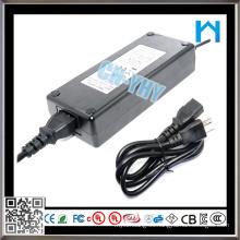 Fuente de alimentación de conmutación led dve fuente de alimentación adaptadores de corriente continua dc 120w