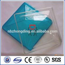 puits de lumière en polycarbonate / lucarne de toit / lucarne de dôme