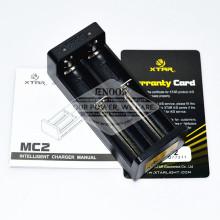 Caricabatterie portatile originale Xtar MC2