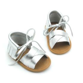 Mix kolorów dziecko dzieci skórzane sandały hurtowych