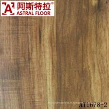 Plancher en stratifié, plancher imperméable de stratifié AC3 AC4 E1 HDF AC3
