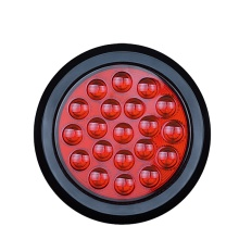 High Quality Round LED Auto Car Taillight Lamp