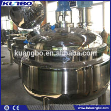 Alcohol Processing Types and CE,ISO Certification beer mixing kettle