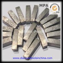 Алмазный сегмент для бетона