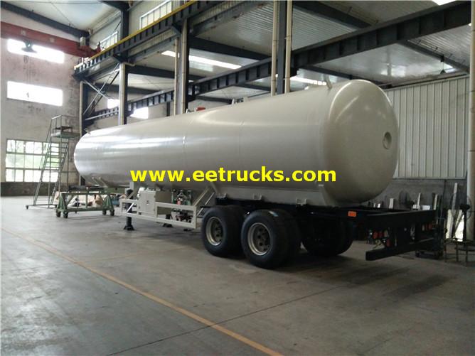 45000 Liters LPG Road Trailer