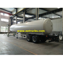45000 Liters LPG Road Trailer Tanks