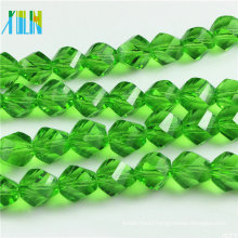 5020# Helix cristal glass beads, loose jewelry beads in bulk