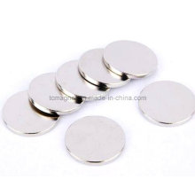 Manufacture Disc Neodymium Strong Magnets