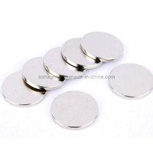Производство дисковых неодимовых сильных магнитов
