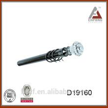 D19160 карнизы для занавесок из драпировки и занавески для стеклянных занавесок