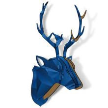 Nouvelle mode créative Noël Wapiti Head Wall Hang Décoration
