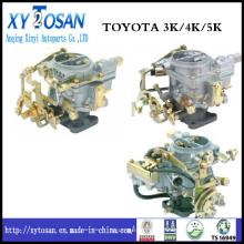 Motor Carburador para Yoyota 3k 4k 5k