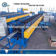 Portable Automatic Metal Roof C Z Purlin Roll Forming Machine, House Roof Use Machine Cold Roll Forming Machine