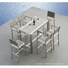 Outdoor Bar Patio Furniture Set