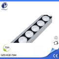 70W Rectangular Lineal Led Wall Washer Light Exterior