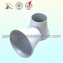 New Good Quality  White Powder Coated OEM Aluminum LED Lamp Cup-10