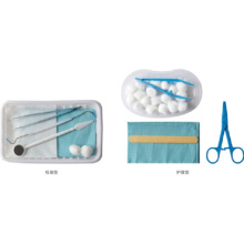 Dental disposable sterile surgical kit