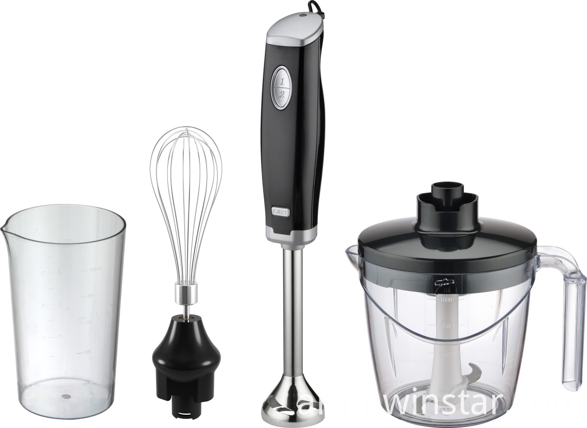 Blender with Whisk and Beaters