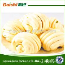 Venda quente de alta qualidade Gaishi delicioso rolo de farinha de trigo cozido no vapor
