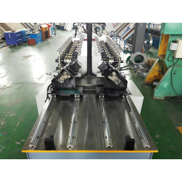 steel ceiling channel roll forming machine