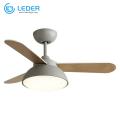 LEDER Best Ventilador de techo con luces