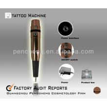 Máquina de tatuagem digital para caneta permanente de maquiagem -MP-BS