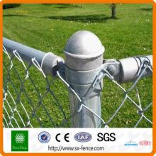 Aluminium alloy wire chain link fence