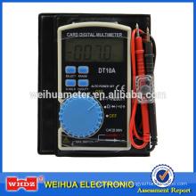 Mini Pocket Digital Multimeter DT10A with Auto Range