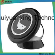 Soporte magnético para coche y teléfono inteligente, 360 grados giratorio