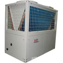 Commercial Heat Pump working in low temp with Copeland compressor