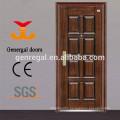 Anti-theft latest design security steel door