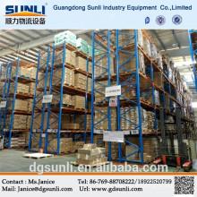 Logistik Equipment Lager Stahl-Rack Palettensystem
