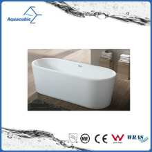 High Quality Acrylic Bathroom Freestanding Bathtub (AB-DJ04-17)