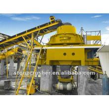 Équipement de concassage à axe vertical, équipement de fusion d'or