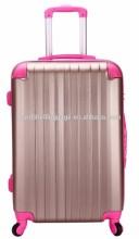 306# 2015 new fashion abs travel bag set of 3pcs