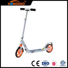 Superier calidad barato pedal scooter dos mini ruedas para adultos