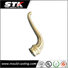 China Supplier Copper Alloy Die Casting CNC Machining Parts