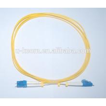 LC / LC Duplex SM Faseroptik Patchkabel