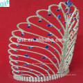 Super hermosa corona Corona de moda de diamantes artificiales