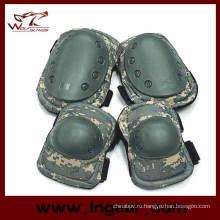 Военная защитные подушечки наборы сад Колено Pad тактические колена & локоть