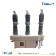 40.5kv 2500A IEC Vacuum Circuit Breaker / High-Voltage / AC / Spring Operated
