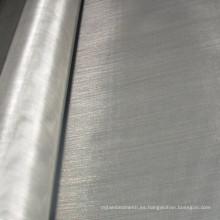80 100 150 Malla S32750 2507 Malla de alambre de acero inoxidable súper dúplex