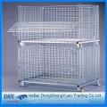 Welded Galvanized Metal Storage Cages