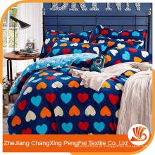 Produtos de cama de alta qualidade 100% poliéster escovados produtos à venda